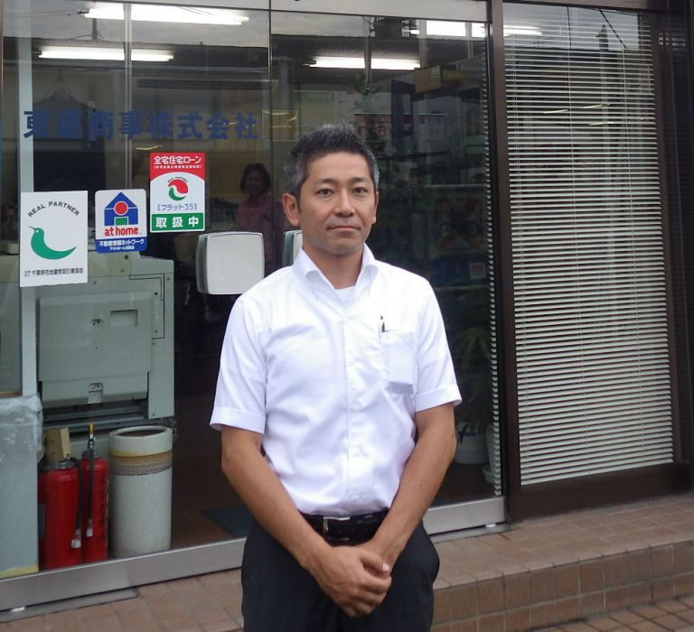 雨漏り修理お客さまの声 野田市尾崎 東葛商事(株)様