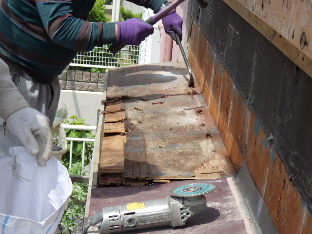 雨漏り修理お客様の声 我孫子市寿 安心して工事をお任せすることができました