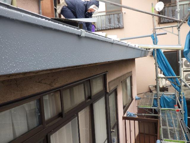 雨漏り修理お客様の声 葛飾区金町 雨漏り工事以外にも家の修理を同時にしたかった